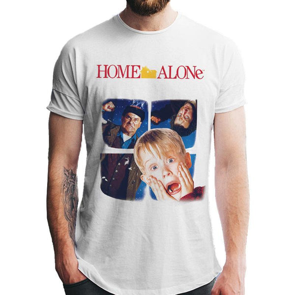 HOME ALONE | WINDOW | UNISEX T-SHIRT
