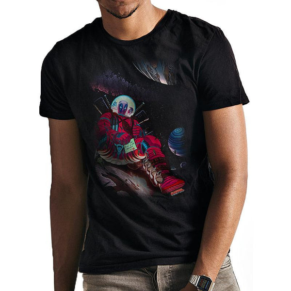DEADPOOL | IN SPACE | UNISEX T-SHIRT