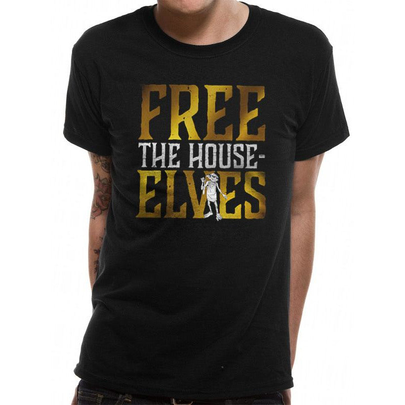 HARRY POTTER | FREE THE HOUSE ELVES | UNISEX T-SHIRT