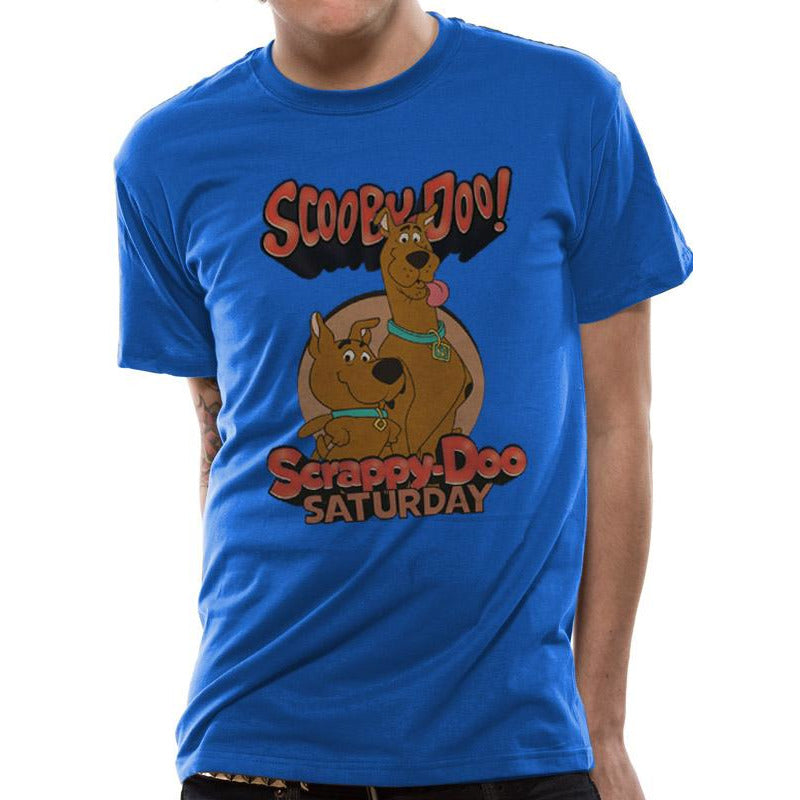 SCOOBY DOO | SCOOBY AND SCRAPPY | UNISEX T-SHIRT