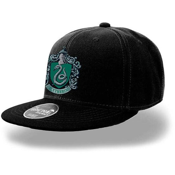 HARRY POTTER | SLYTHERIN SNAPBACK CAP | HEADWEAR
