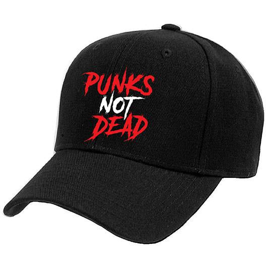 CID ORIGINALS | PUNK IS NOT DEAD SNAPBACK SNAPBACK | HEADWEAR