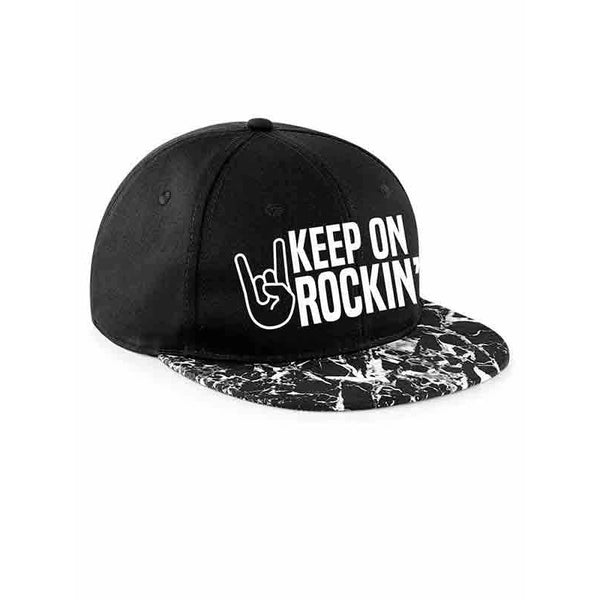 CID ORIGINALS | KEEP ON ROCKIN SNAPBACK | HEADWEAR