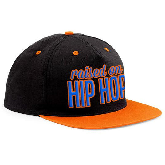 CID ORIGINALS | RAISED ON HIP HOP BRIGHT SNAPBACK | HEADWEAR