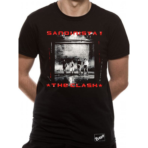 THE CLASH | SANDINISTA | UNISEX T-SHIRT