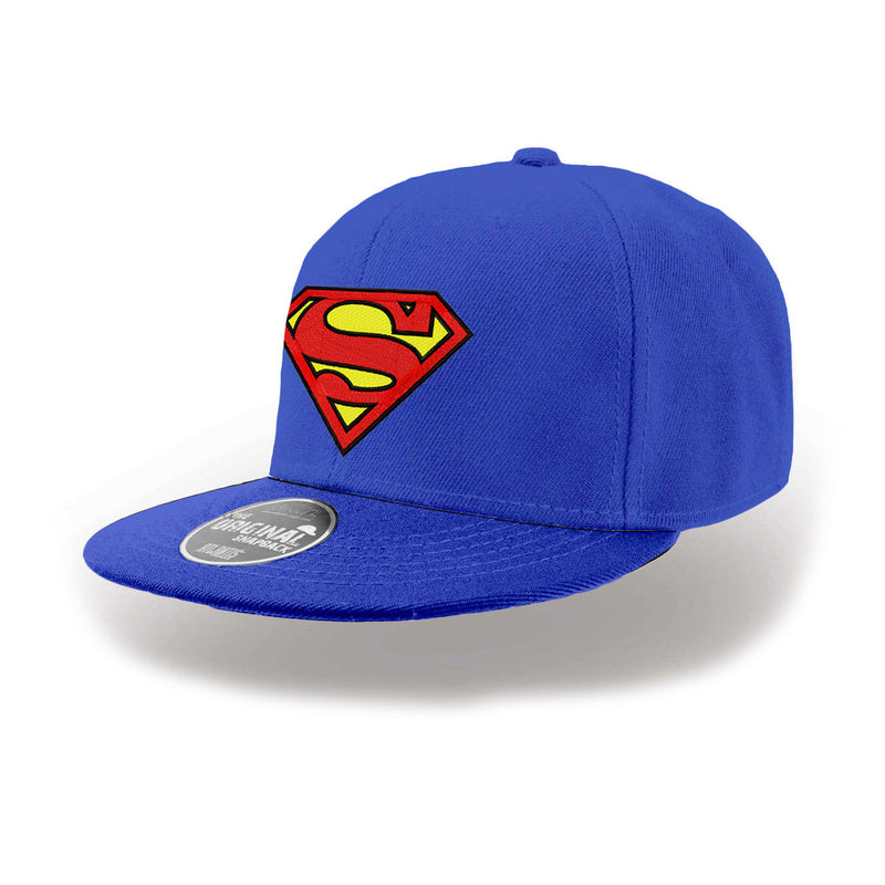 SUPERMAN | LOGO | SNAPBACK