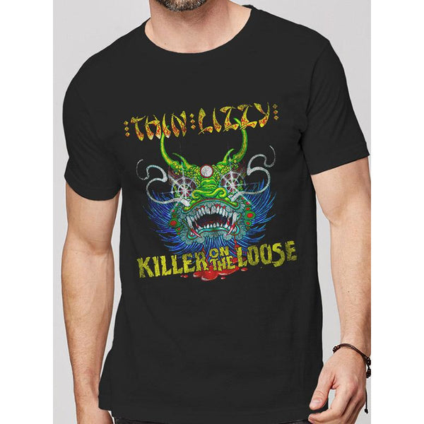THIN LIZZY | KILLER | UNISEX T-SHIRT