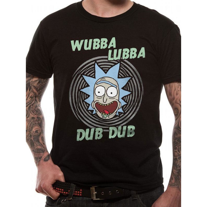 RICK AND MORTY | WUBBA LUBBA | UNISEX T-SHIRT