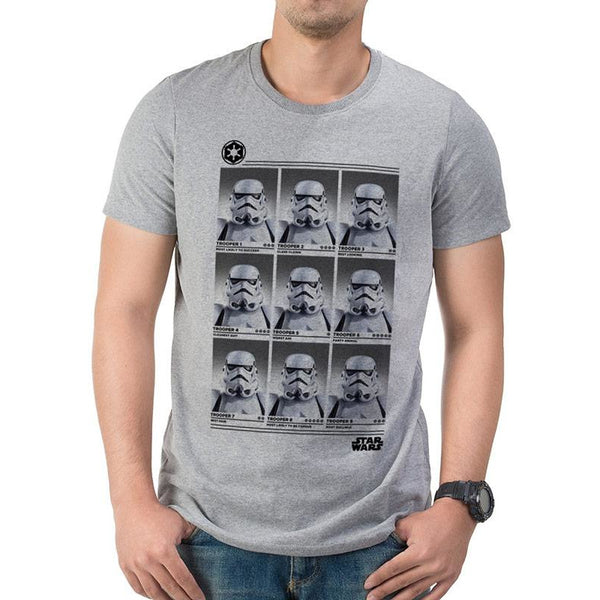 STAR WARS | TROOPER YEAR BOOK | UNISEX T-SHIRT