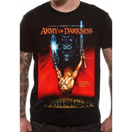 ARMY OF DARKNESS | POSTER | UNISEX T-SHIRT