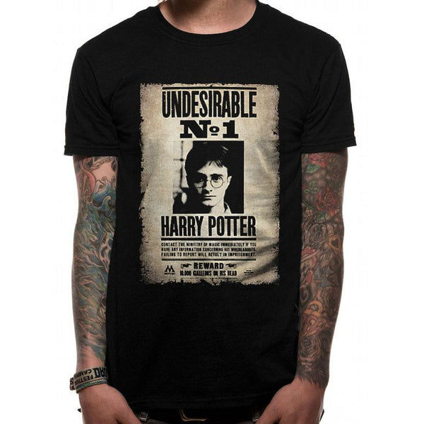 HARRY POTTER | UNDESIRABLE | UNISEX T-SHIRT