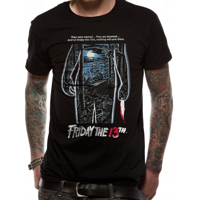 FRIDAY THE 13TH | MOVIE SHEET | UNISEX T-SHIRT