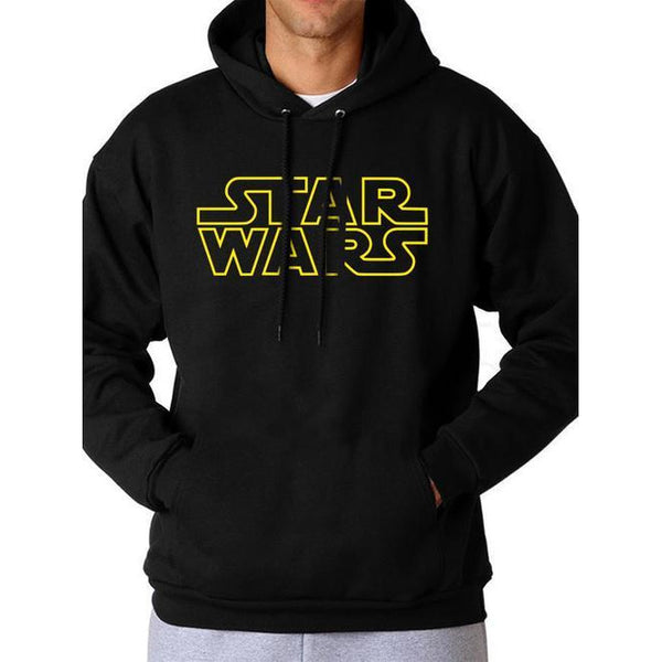STAR WARS | LOGO HOODIE | HOODED SWEATSHIRT