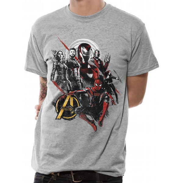 AVENGERS INFINITY WAR | GOOD MIX | UNISEX T-SHIRT