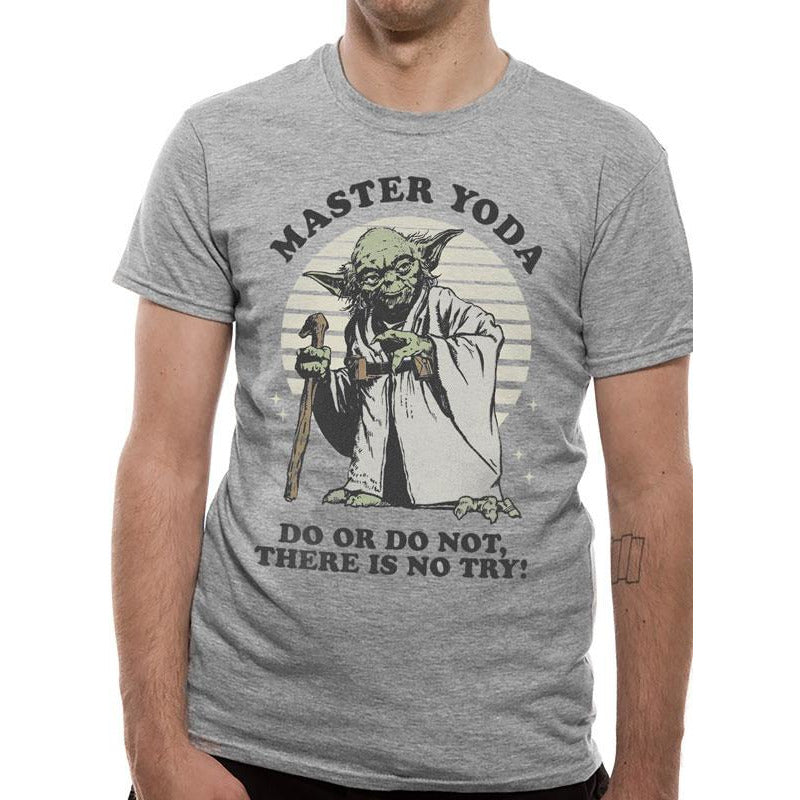 STAR WARS | YODA DO OR DO NOT | UNISEX T-SHIRT