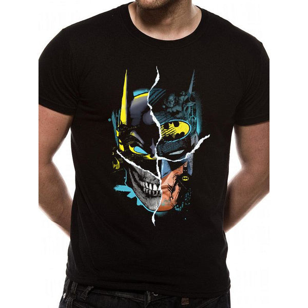 BATMAN | GOTHAM FACE | UNISEX T-SHIRT