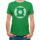 GREEN LANTERN | DISTRESSED LOGO | UNISEX T-SHIRT