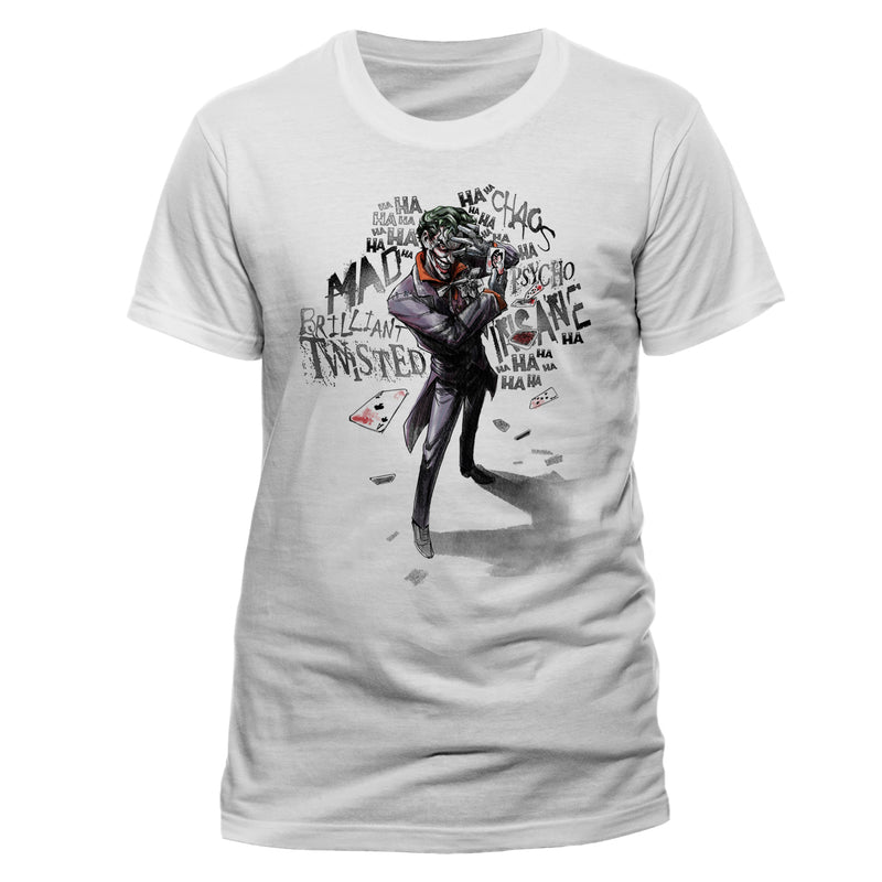BATMAN | JOKER INSANE | UNISEX T-SHIRT