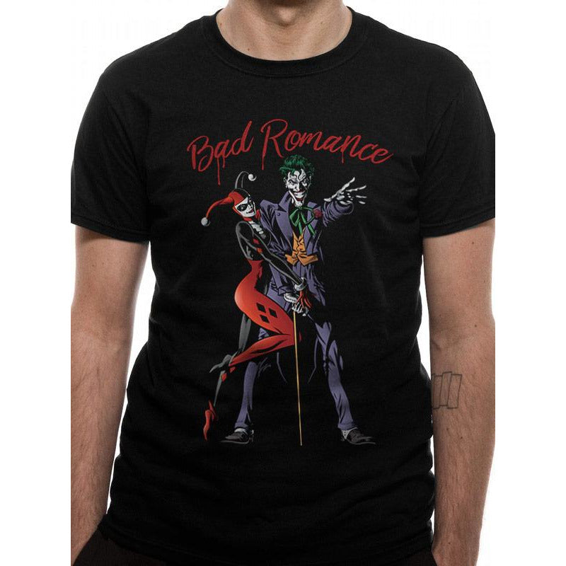 BATMAN | BAD ROMANCE | UNISEX T-SHIRT