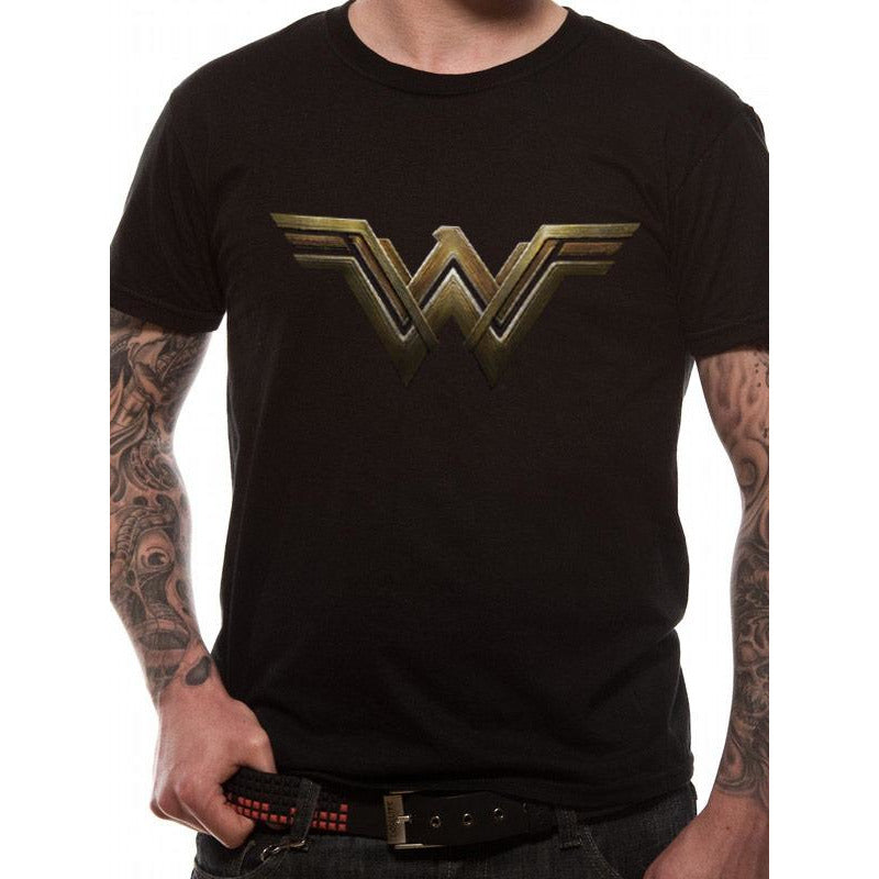 WONDER WOMAN | MAIN LOGO | UNISEX T-SHIRT