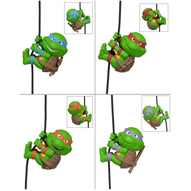 TEENAGE MUTANT NINJA TURTLES | CASE OF 48 | SCALER - 2 INCH
