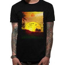 FULL METAL JACKET | SUNSET | UNISEX T-SHIRT