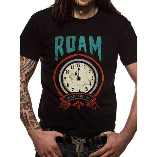 ROAM | TIME | UNISEX T-SHIRT