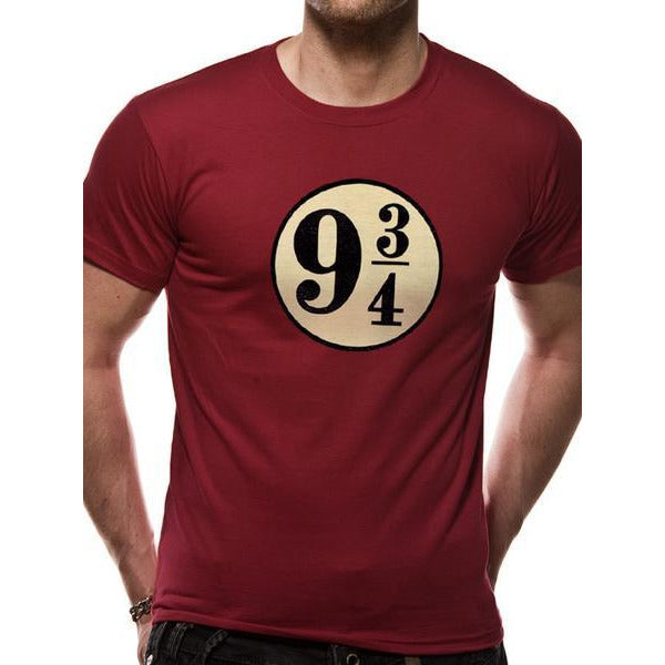 HARRY POTTER | PLATFORM 9 3/4S | UNISEX T-SHIRT