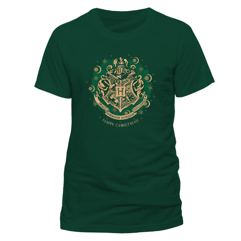 HARRY POTTER | HAPPY HOGWARTS | UNISEX T-SHIRT