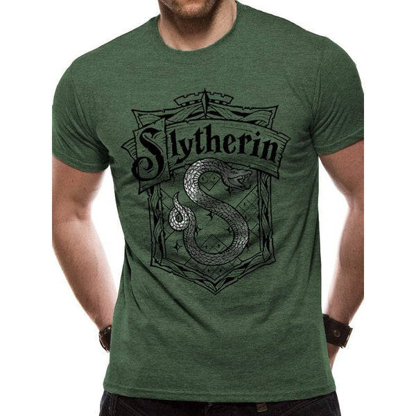 HARRY POTTER | SHREWDER WITH SILVER FOIL | UNISEX T-SHIRT