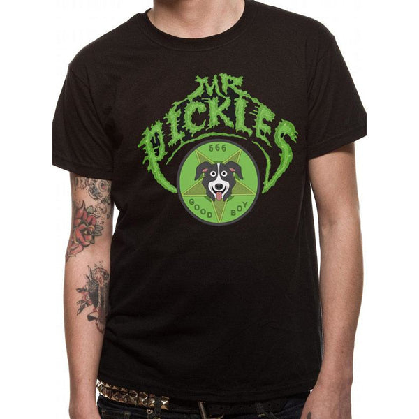 MR PICKLES | LOGO | UNISEX T-SHIRT