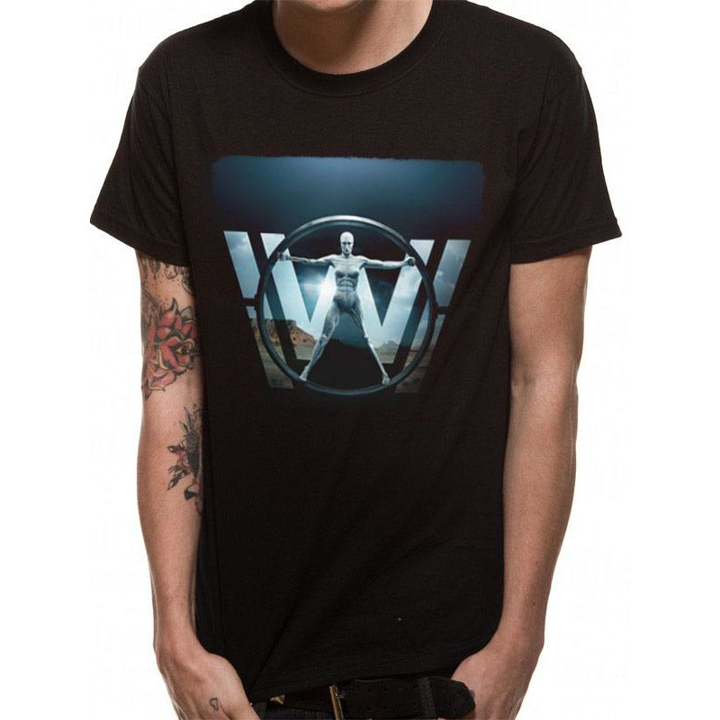 WESTWORLD | VETRUVIAN WOMAN | UNISEX T-SHIRT
