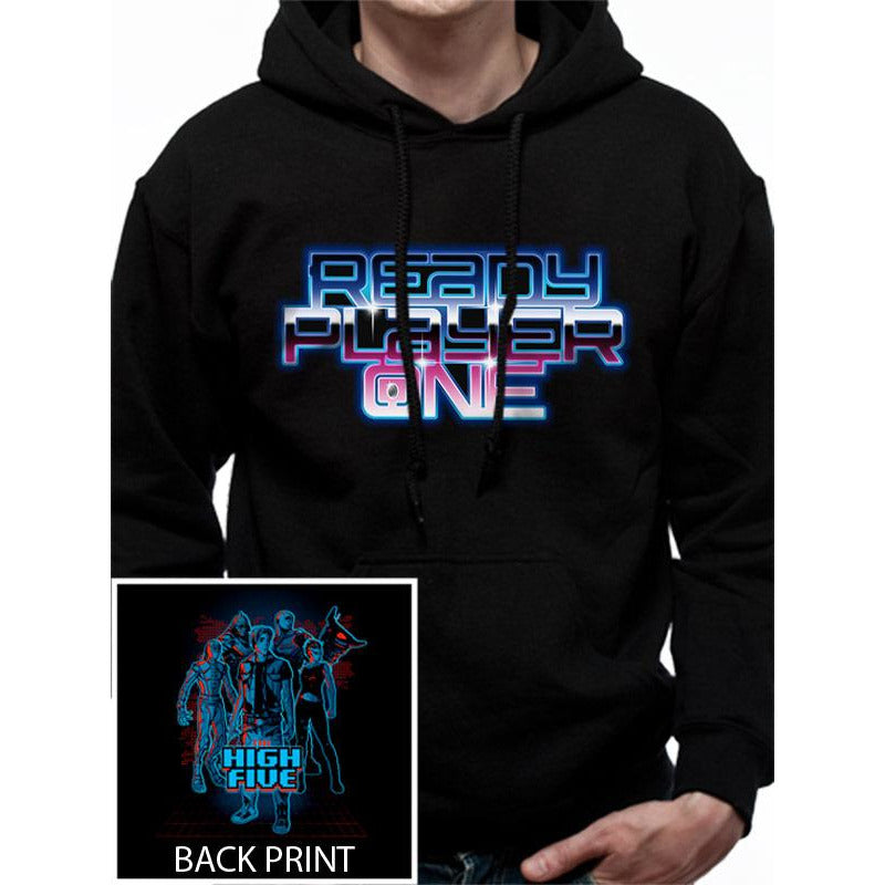 READY PLAYER ONE | HIGH FIVE | PULLOVER HOODIE