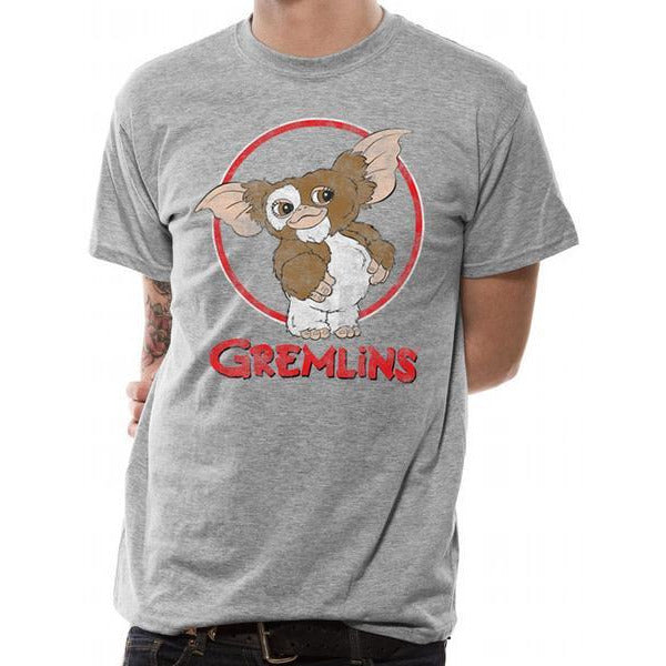 GREMLINS | GIZMO DISTRESSED | UNISEX T-SHIRT