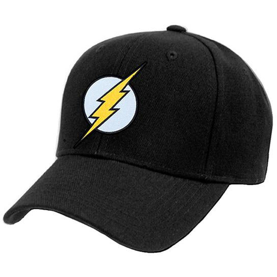 FLASH | LOGO CAP BLACK | HEADWEAR