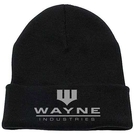 BATMAN | WAYNE INDUSTRIES BEANIE | HEADWEAR