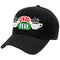 FRIENDS | CENTRAL PERK LOGO BASEBALL CAP | HEADWEAR