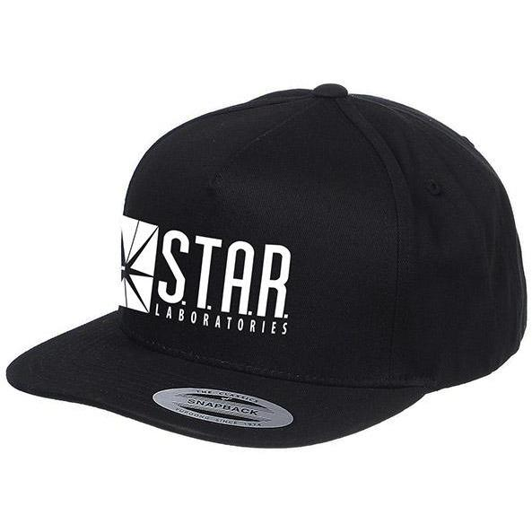 THE FLASH TV | STAR LABS LOGO | SNAPBACK