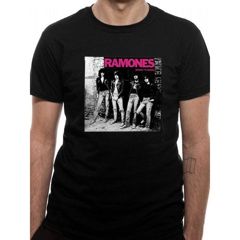 RAMONES | ROCKET TO RUSSIA | UNISEX T-SHIRT