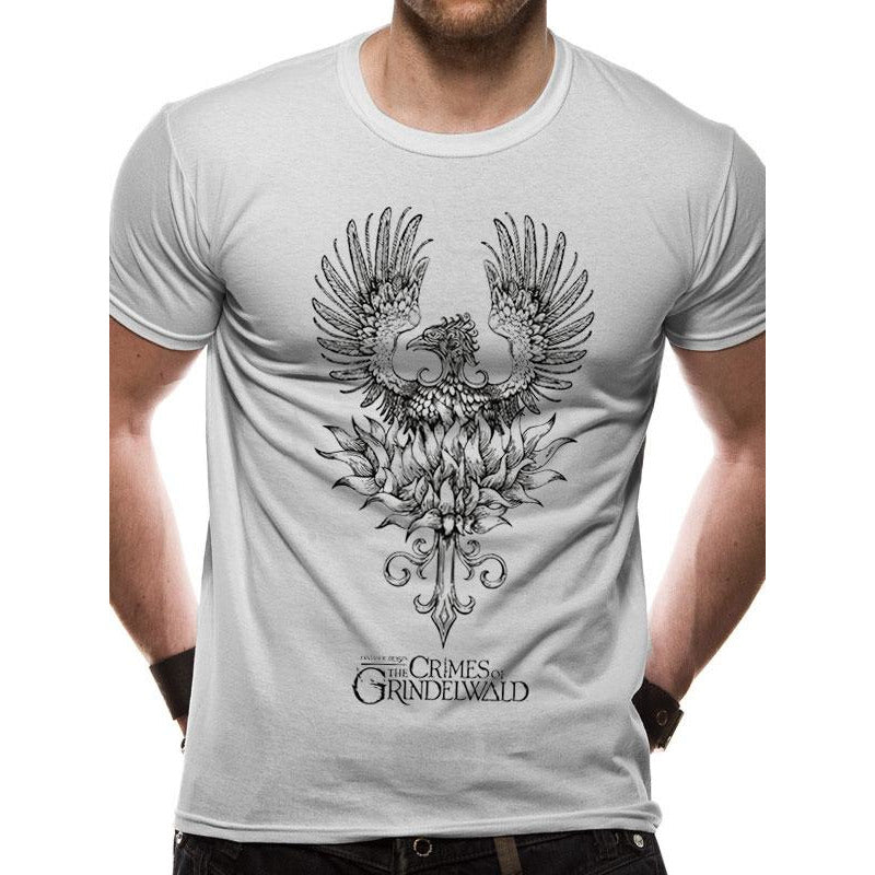 CRIMES OF GRINDELWALD | PHOENIX | UNISEX T-SHIRT