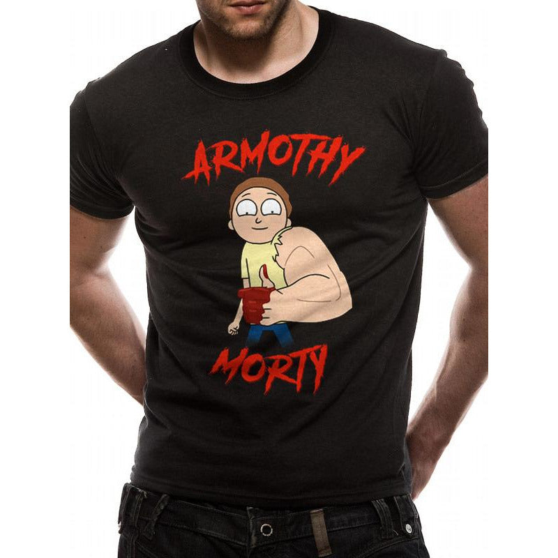 RICK AND MORTY | ARMOTHY | UNISEX T-SHIRT