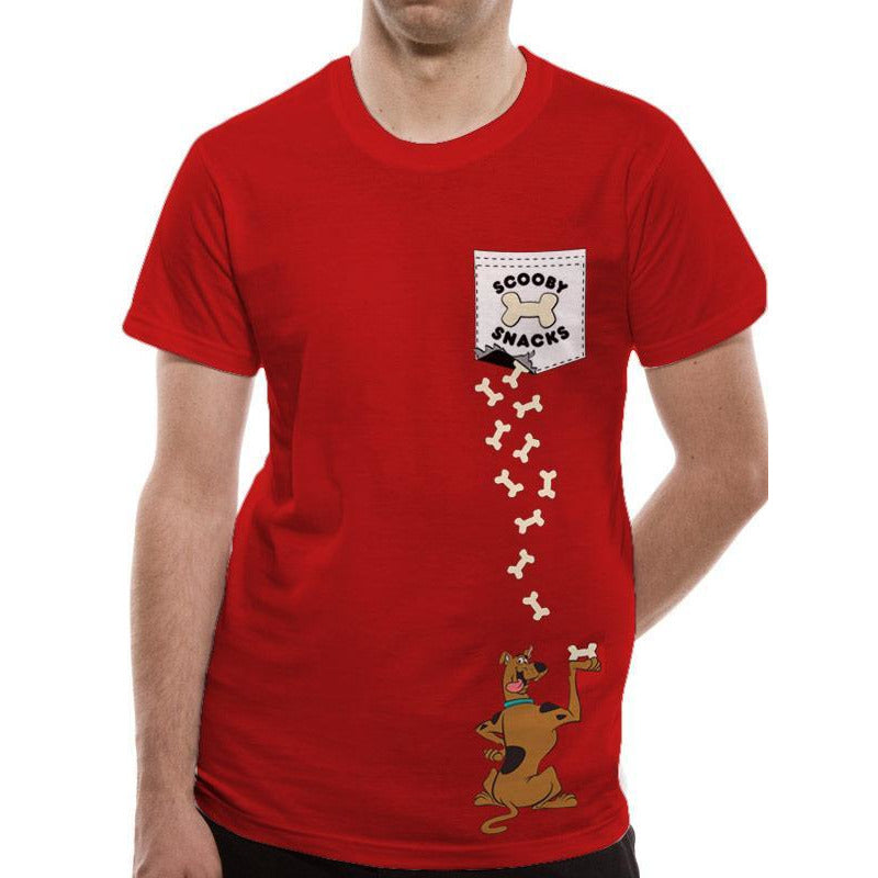 SCOOBY DOO | SCOOBY POCKET | UNISEX T-SHIRT