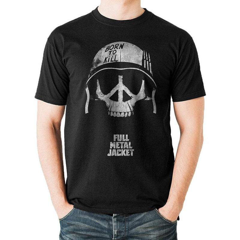 FULL METAL JACKET | BORN TO KILL | UNISEX T-SHIRT