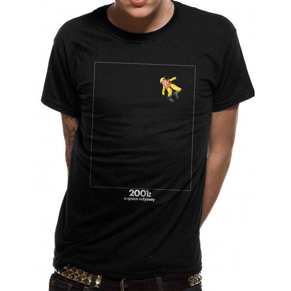 2001 SPACE ODYSSEY | FLOATING IN SPACE | UNISEX T-SHIRT