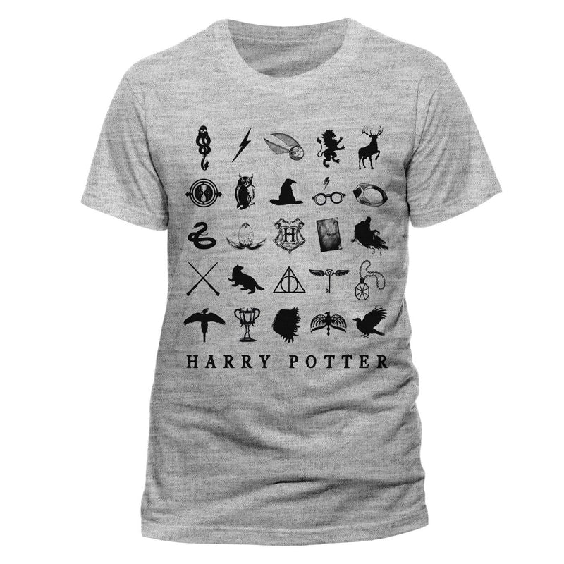 HARRY POTTER  | ICONS | UNISEX T-SHIRT