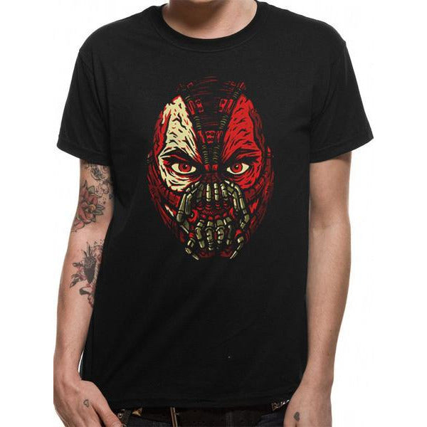 BATMAN DARK KNIGHT | BANE FACE | UNISEX T-SHIRT