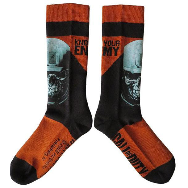 CALL OF DUTY | KNOW YOUR ENEMY | SOCKS