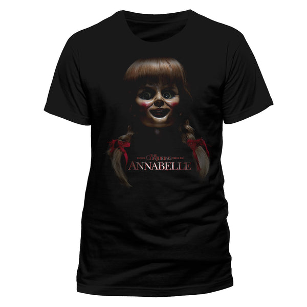 ANNABELLE SCARY | FACE | UNISEX T-SHIRT