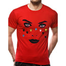 BIRDS OF PREY | FACE | UNISEX T-SHIRT
