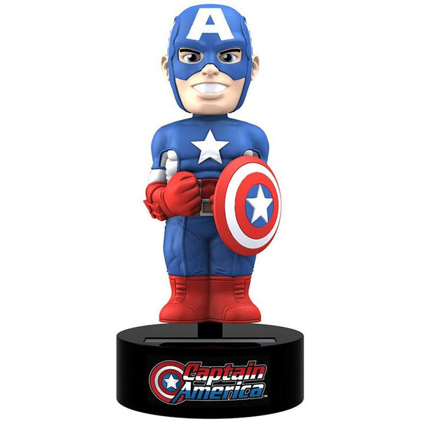 CAPTAIN AMERICA | CASE OF 12 | BODY KNOCKER - 6 INCH